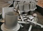 焊接钢护筒 矩形钢护筒 打桩钢护筒工艺指导
