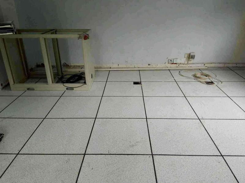 网络地板德阳微机室架空地板