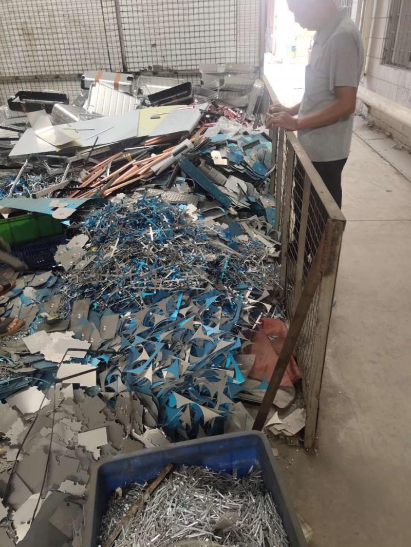 惠州罗浮山废铝回收公司,一次合作互利共羸