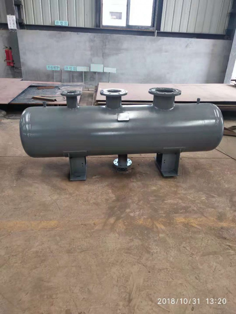 武汉分集水器 空调分集水缸
