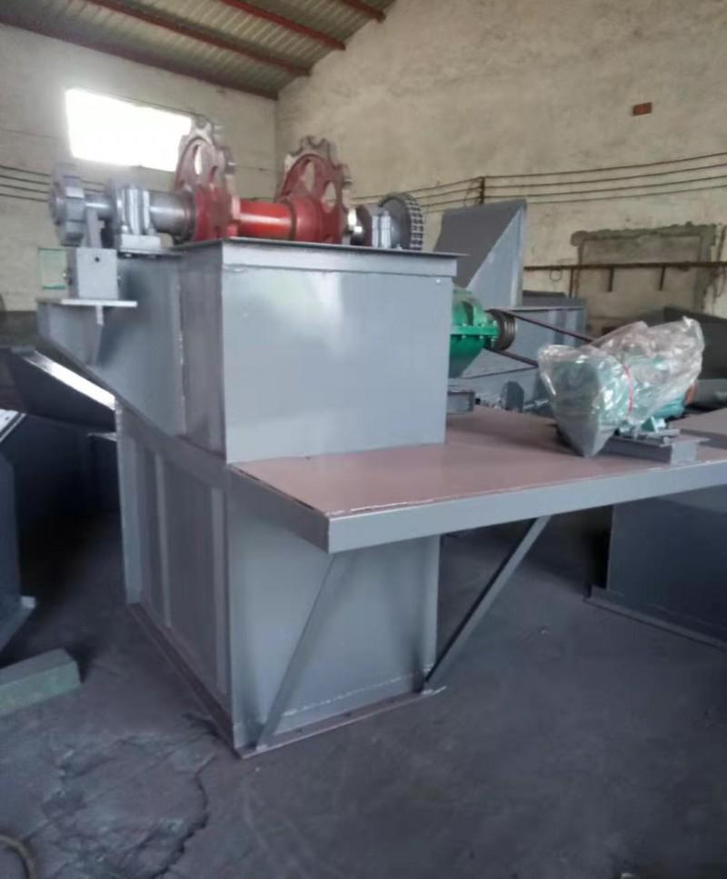 粉煤灰输送装罐提升机板链式不锈钢提升机
