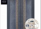 轻虑浅谋,铜门和铸铝门比较显著的区别在哪儿呢?
