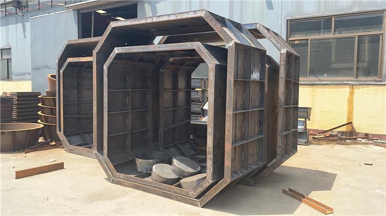 化粪池钢模具