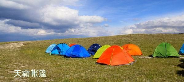 长沙野营帐篷选购注意以下这些事项