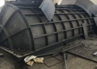 钢筋砼化粪池生产需要使用的化粪池钢模具