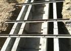 高速公路边沟制作需要用的钢模板