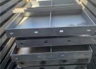 铁路竖墙A竖墙B建设浇筑用钢模板
