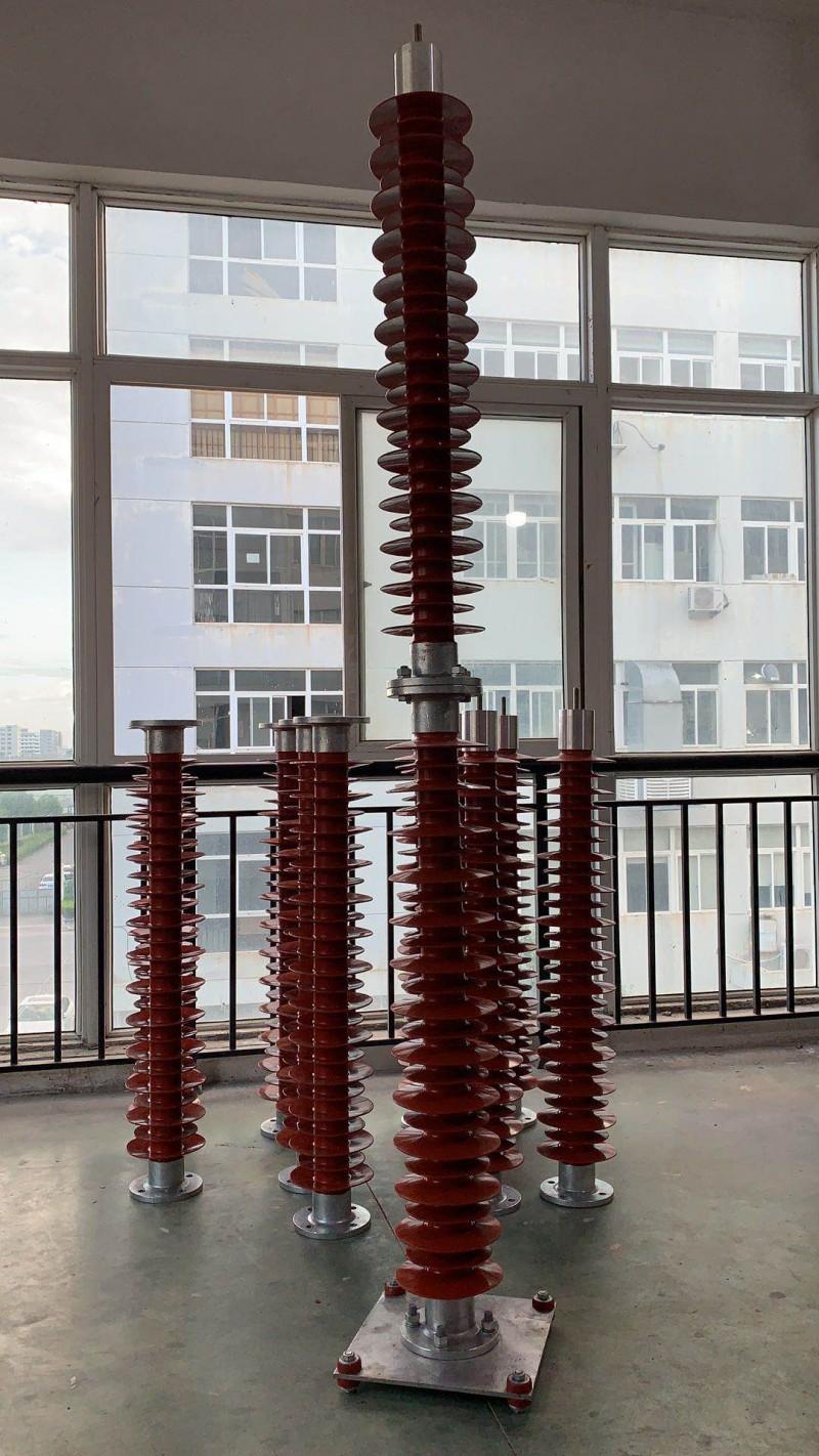 希然电气精品制造雷电终结者——220KV复合氧化锌避雷器
