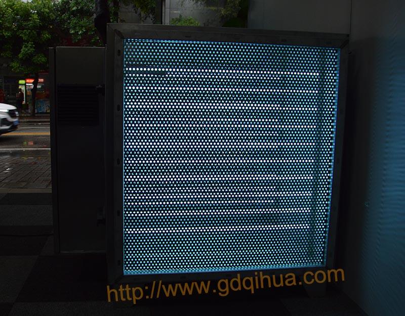 微波无极UV灯管