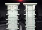 144芯光纤总配线架MODF型号尺寸说明
