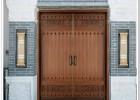 别墅大门效果图大全 铸铝门 非标铜门妙手偶得