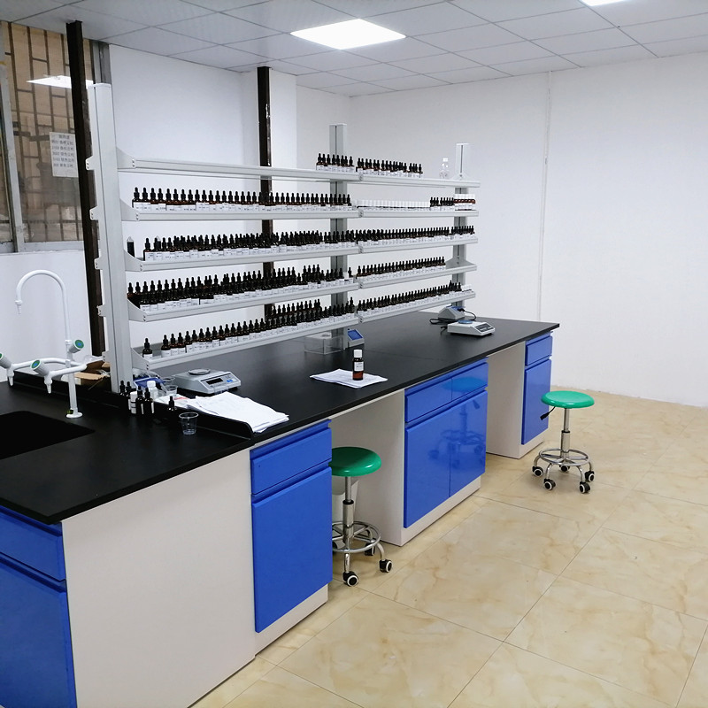 调香实验室