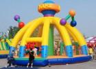贵州贵阳儿童梦幻城堡小朋友看到就要玩