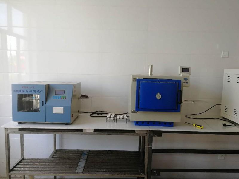 煤炭化验测硫仪 检测煤含硫量设备
