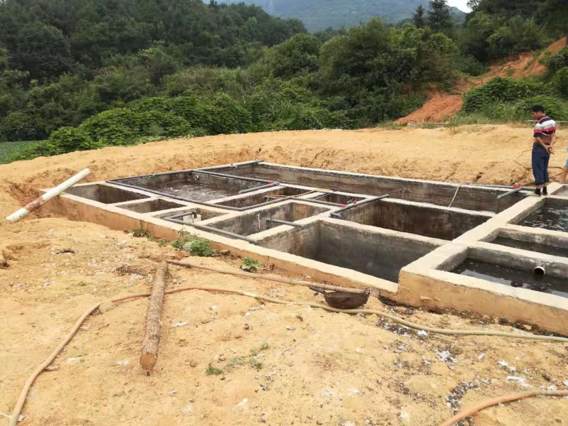 养猪场污水处理按需定制