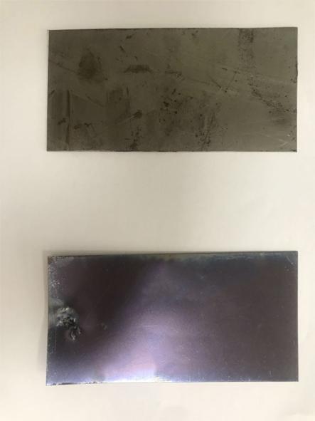 高远石墨烯皮膜剂产品效果对比