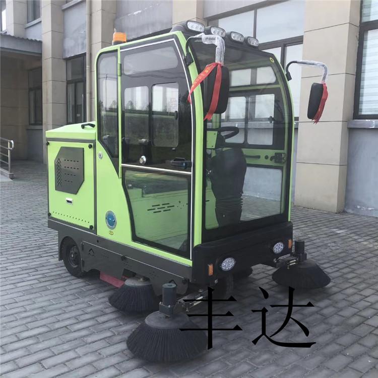 街道电动扫路车 电动环卫清扫车 厂家