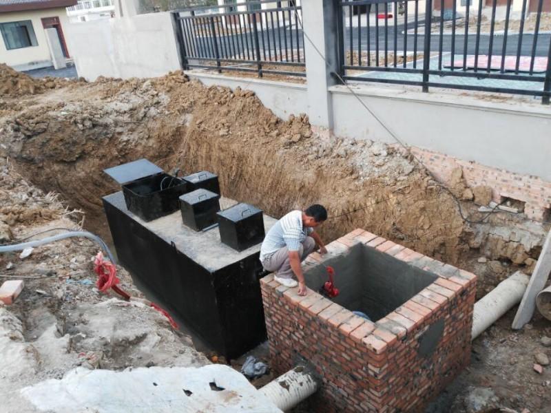 集装箱一体化医院污水处理设备