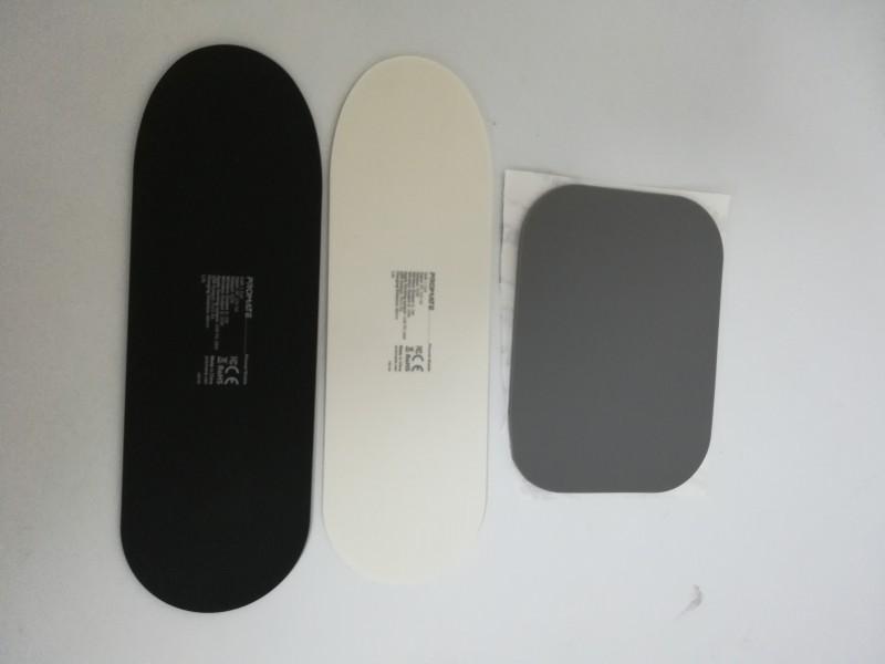 丝印硅胶垫片 带LOGO硅胶片