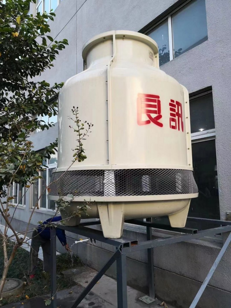 十堰50T冷却塔良讯牌玻璃钢凉水塔嘉菱冷却设备