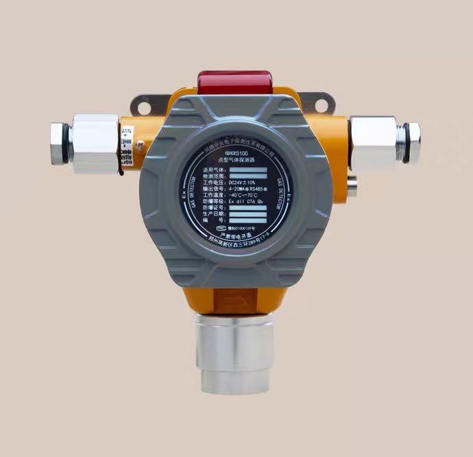 吉林氨气泄漏声光探测器S100