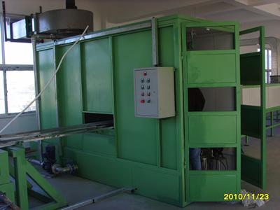 欣恒工程设备设计、制作、安装、调试环保喷漆房