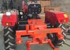 拖拉机绞磨机 电力架空放线牵引机 拖拉机绞盘