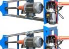 水钻顶管机 50米过路钻孔顶管机 三相电顶管机