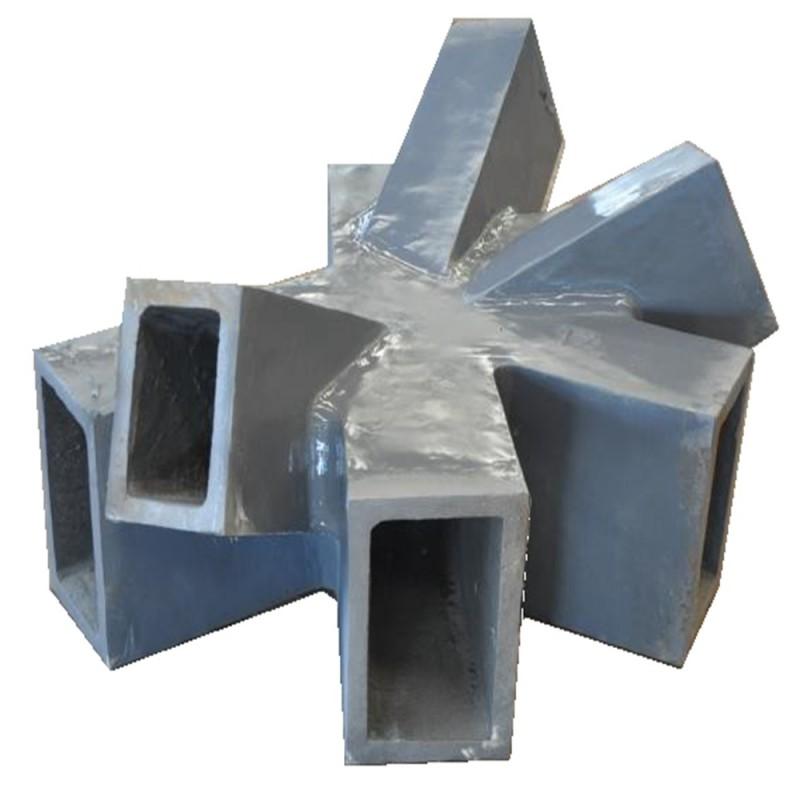 空间钢结构 高层钢结构 大型铸钢件 大型铸钢节点