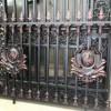 大连护栏 大连围栏 大连铝艺大门 铝艺围栏 铝艺别墅庭院门