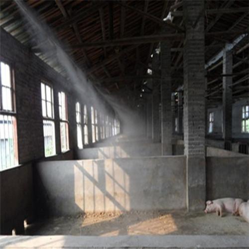 养殖场高压喷雾除臭设备生产厂家