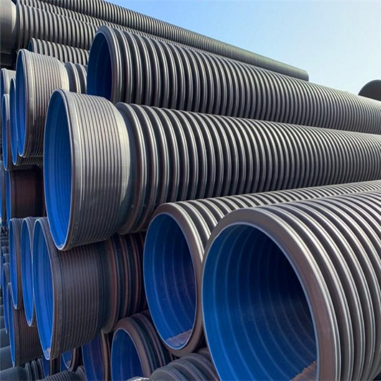三亚PE波纹管-HDPE波纹管规格等级品种齐全
