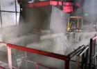 工业高压微雾除尘设备喷雾除尘系统系统