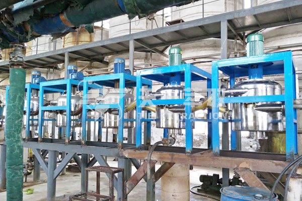 甲醇与二氯乙烷分离操作工艺及设备选型