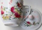 办公陶瓷茶杯生产厂家