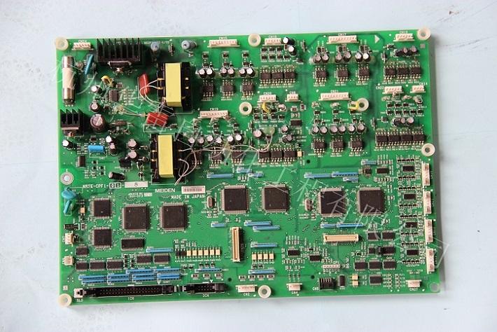 TMT四合一驱动板2