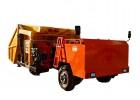 混凝土喷浆车_自动上料喷浆车厂家\建特重工一拖二单斗