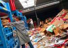 自动废纸壳废纸箱打包机 废纸箱捆包机 专业厂家
