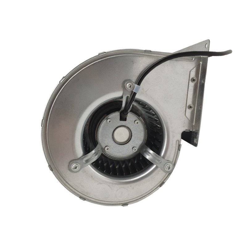 ebm离心鼓风机D4D180-CB01-02 AC防水风扇