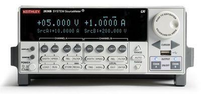 仪器高价回收keithley2635A单通道系统数字源表
