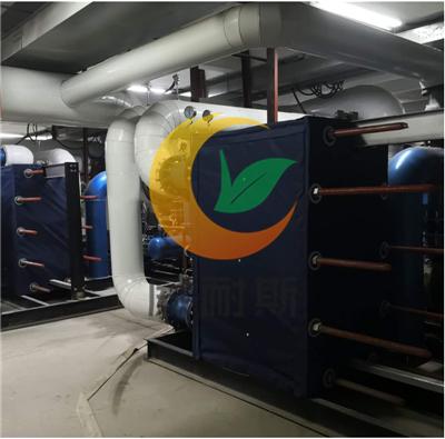 黑龙江哈尔滨鸡西双鸭山硫化机管路隔音套重复使用