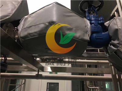 威耐斯丨新疆乌鲁木齐硫化机模具保温衣采购