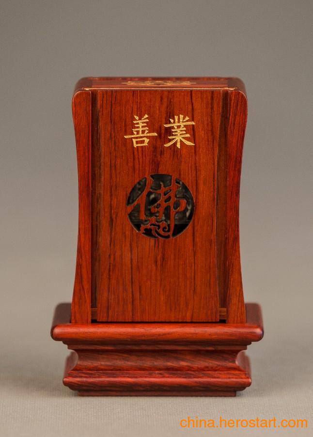 供应文化创意佛教工艺品善业佛摆件