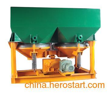 供应跳汰机  固定筛子式  用于选别金属矿石