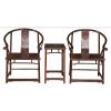 供应厂家直销老挝酸枝红木家具,特价( 小叶红檀圈椅)
