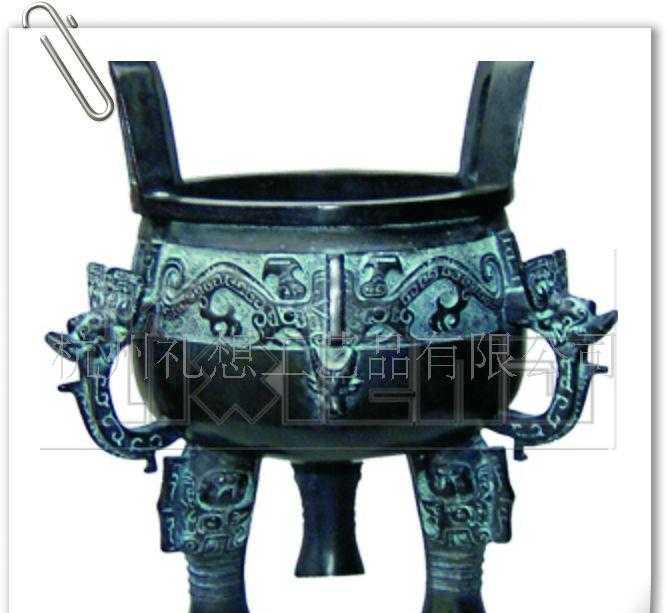供应仿古青铜器,青铜鼎
