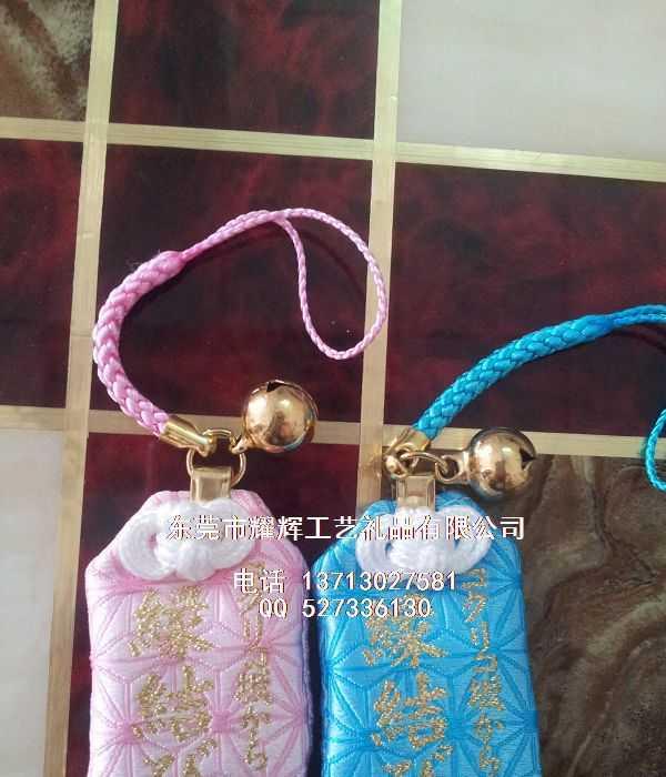 热销新款春节玉器珠宝吊坠包装布艺礼物小收纳袋车用香包锦囊御守