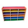 供应幼儿书包架书包柜