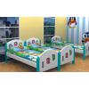 供应重庆六一玩具设施幼儿宝宝床幼儿单人床