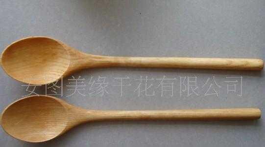 供应木勺-我公司生产各规格木制餐具。